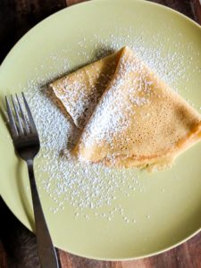 The Perfect Crepe Batter