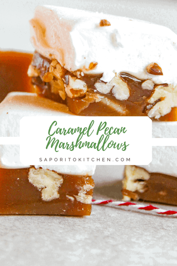 Caramel Pecan Marshmallows